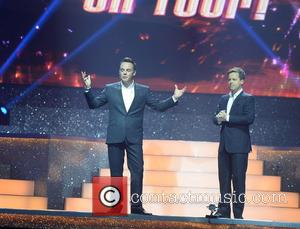 Ant McPartlin and Declan Donnelly - Ant & Dec's Takeaway Tour Live at The Phones 4 U  Arena Manchester,...