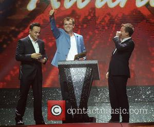 Ant McPartlin, Declan Donnelly and Simon Gregson - Ant & Dec's Takeaway Tour Live at The Phones 4 U...