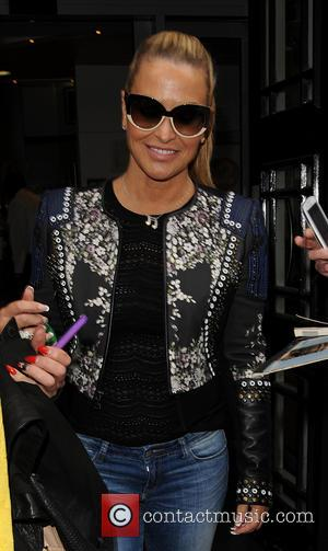 Anastacia - American singer-songwriter Anastacia at BBC Radio 2 studios, the