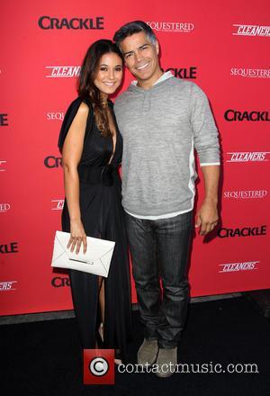 Emmanuelle Chriqui and Esai Morales - Crackle Presents: Summer Premieres Event For Originals,