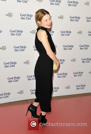 Emily Browning - 'God Help The Girl' UK premiere at Edinburgh's Corn Exchange, in partnership with Edinburgh International Film Festival...