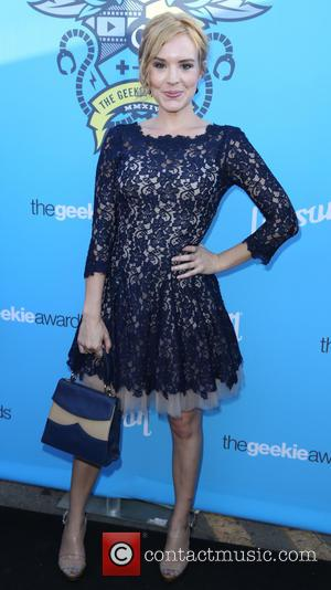 Brea Grant - The Geekie Awards 2014