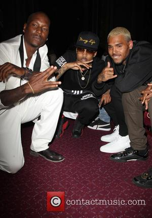 Tyrese Gibson, Chris Brown