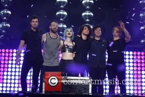 Hayley Williams and Paramore
