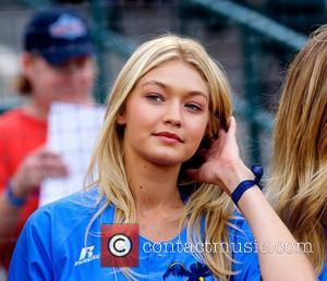 Gigi Hadid - Sports Illustrated Swimsuit models appear at 'The Brooklyn Beach Party' at Coney Island - New York City,...