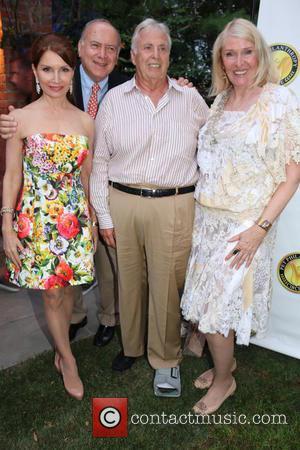 Jean Shafiroff, Robert Morris and Jewel Morris - Pet Philanthropy Circle host 3rd Annual Pet Hero Awards at Hobby Hill...