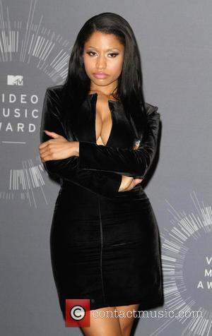Nicki Minaj - 2014 MTV Video Music Awards - Press Room - Los Angeles, California, United States - Sunday 24th...