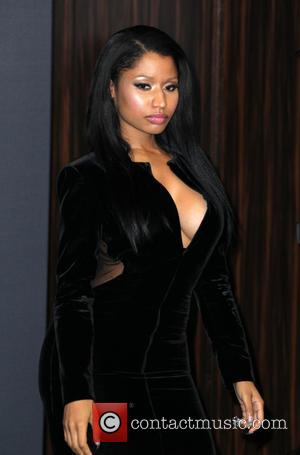 Nicki Minaj - 2014 MTV Video Music Awards at The Forum - Press Room - Inglewood, California, United States -...