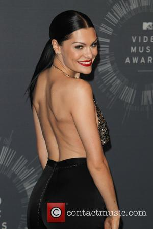 Jessie J - 2014 MTV Video Music Awards at The Forum - Press Room - Inglewood, California, United States -...