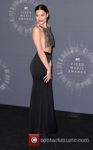 Jessie J - 2014 MTV Video Music Awards at The Forum - Press Room - Los Angeles, California, United States...