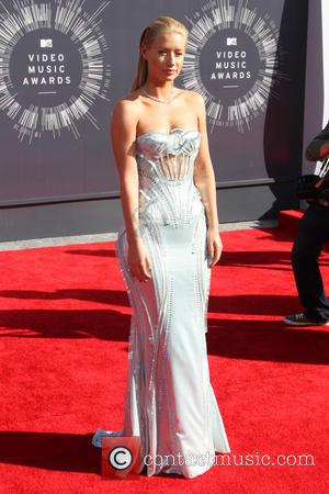 Iggy Azalea - 2014 MTV Video Music Awards at The Forum - Inglewood, California, United States - Sunday 24th August...