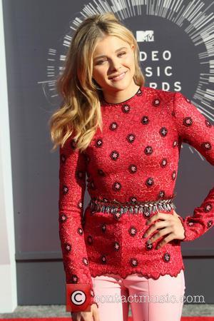 Chloe Grace Moretz - 2014 MTV Video Music Awards
