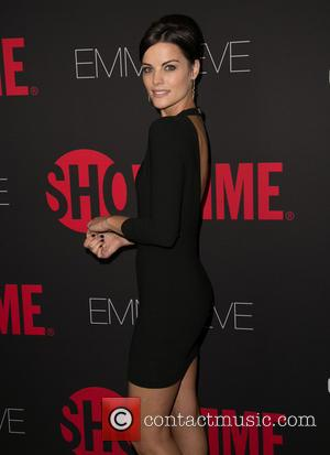 Jaimie Alexander - Showtime's 2014 Emmy Eve Soiree held at the Sunset Tower Hotel - Arrivals - Los Angeles, California,...