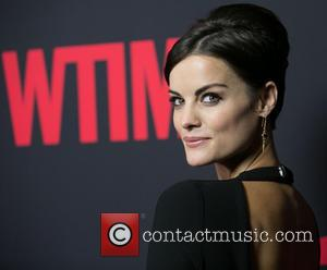 Jaimie Alexander - Showtime's 2014 Emmy Eve Soiree at Sunset Tower Hotel - Arrivals - Los Angeles, California, United States...