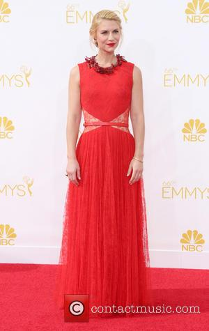 Claire Danes - 66th Primetime Emmy Awards at Nokia Theatre L.A. Live - Arrivals - Los Angeles, California, United States...