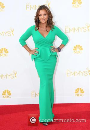 Vanessa Williams - 66th Primetime Emmy Awards at Nokia Theatre L.A. Live - Arrivals - Los Angeles, California, United States...