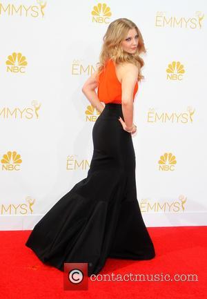 Natalie Dormer - 66th Primetime Emmy Awards at Nokia Theatre L.A. Live - Arrivals - Los Angeles, California, United States...