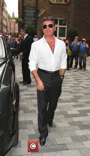 Simon Cowell - 'X Factor' press launch  at The Ham Yard Hotel - London, United Kingdom - Wednesday 27th...