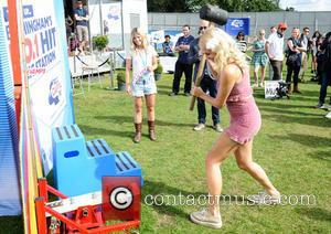 Pixie Lott - Fusion Festival Birmingham 2014 - Day 2 - Birmingham, United Kingdom - Sunday 31st August 2014