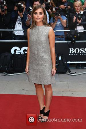 Jenna Coleman and Jenna Louise Coleman - The GQ Awards 2014 held at the Royal Opera House - Arrivals -...