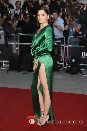 Jessie J - The GQ Awards 2014 held at the Royal Opera House - Arrivals - London, United Kingdom -...