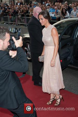 Pippa Middleton - GQ Men of the Year Awards held at the Royal Opera House - Arrivals. - London, United...