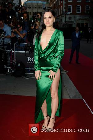 Jessie J - GQ Men of the Year Awards 2014 - Arrivals - London, United Kingdom - Tuesday 2nd September...