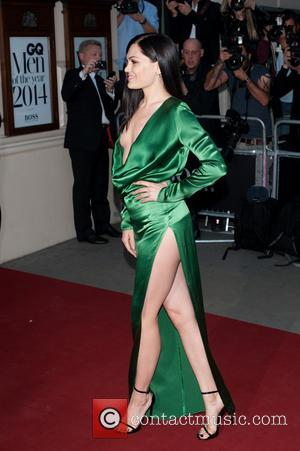 Jessie J - GQ Men of the Year Awards held at the Royal Opera House - Arrivals - London, United...