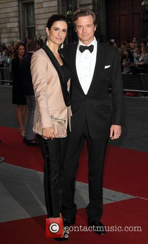 Colin Firth and Livia Firth - GQ Men of the Year Awards at the Royal Opera House, Covent Garden, London...