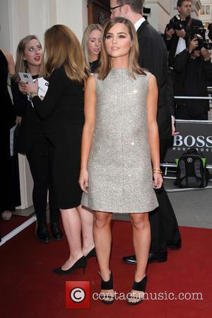 Jenna Coleman - GQ Men of the Year Awards at the Royal Opera House, Covent Garden, London - London, United...