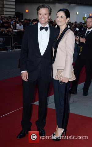 Colin Firth and Livia Firth - GQ Men Of The Year Awards held at the Royal Opera House - Arrivals...