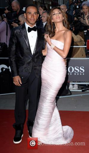 Lewis Hamilton and Nicole Scherzinger - GQ Men Of The Year Awards held at the Royal Opera House - Arrivals...
