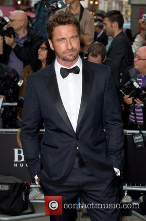 Gerard Butler - The GQ Men Of The Year Awards