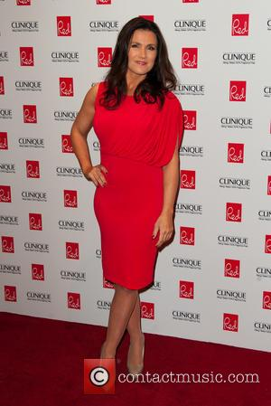Susanna Reid - Red Woman of the Year 2014 ceremony in association with Clinique at the Ham Yard Hotel in...