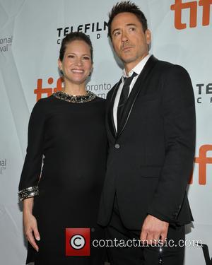 Robert Downey Jr. and his wife Susan Downey - Toronto International Film Festival - Opening Night - London, United Kingdom...