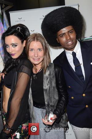 Hatty Keane, Arina Pritch and Prince Cassius - Arina Pritch debuts the latest designs from her womenswear label Pritch London,...