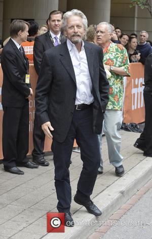 Michael Douglas - Toronto International Film Festival (TIFF) - 'The Reach' - Premiere - Toronto, Canada - Saturday 6th September...