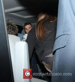 Guests went in the car with Niall Horan - One Direction's Niall Horan was photographed celebrating his 21st birthday with...