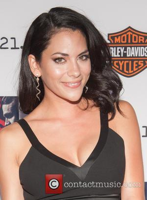 Inbar Lavi - FX's 'Sons Of Anarchy' premiere - Arrivals - Los Angeles, California, United States - Saturday 6th September...