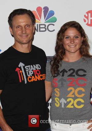 Tony Goldwyn and Tess Frances Goldwyn - Hollywood Unites For The 4th Biennial Stand Up To Cancer - Hollywood, California,...