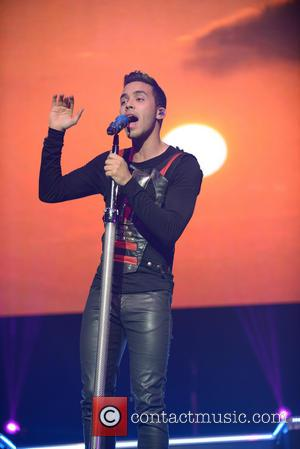 Prince Royce - Prince Royce performing live in concert at Fillmore Miami Beach - Miami Beach, Florida, United States -...
