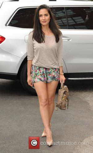 Olivia Munn - 2014 Tennis U.S. Open - Men's Final - Celebrity Sightings - Flushing Meadows, New York, United States...