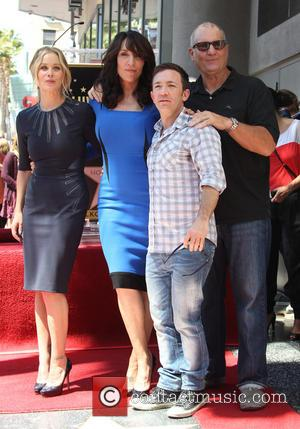 Christina Applegate, Katey Sagal, David Faustino and Ed O'Neill - Katey Sagal at her Hollywood Walk of Fame star ceremony...