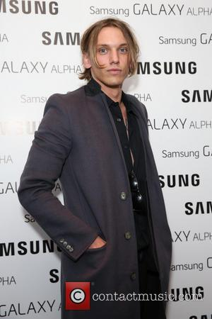 Jamie Campbell Bower - Samsung Galaxy Alpha launch party held at 