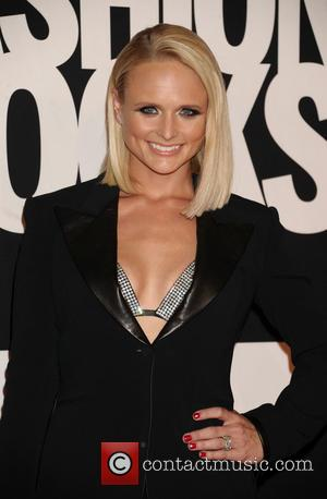 Miranda Lambert - Fashion Rocks 2014 held at the Barclays Center - Arrivals - Brooklyn, New York, United States -...