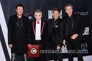 Duran Duran - Fashion Rocks 2014 at Barclays Center - New York, New York, United States - Tuesday 9th September...