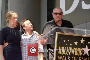 Christina Applegate, Ed O'Neill and David Faustino - Katey Sagal at her Hollywood Walk of Fame star ceremony - Los...