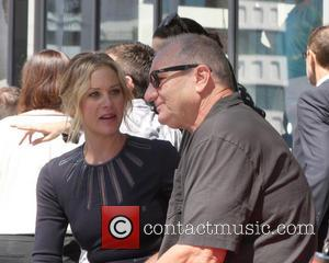 Christina Applegate and Ed O'Neill - Katey Sagal at her Hollywood Walk of Fame star ceremony - Los Angeles, California,...