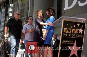 Christina Applegate, Katey Sagal, Ed O'Neill and David Faustino - Katey Sagal at her Hollywood Walk of Fame star ceremony...