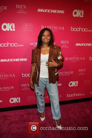 Cyna Layne - OK! Magazine's 8th Annual NY Fashion Week Celebration Hosted by Nicky Hilton Held at the VIP Room...